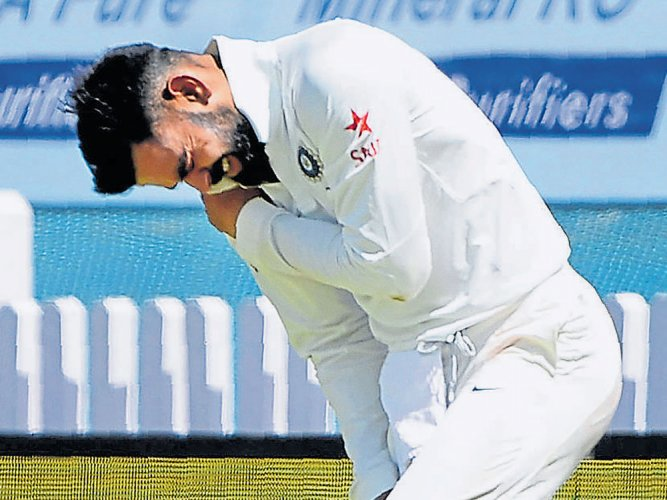 No big worries to Kohli injury