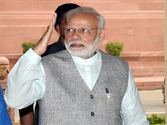 With eye on 2019, Modi aims to reach out to youth