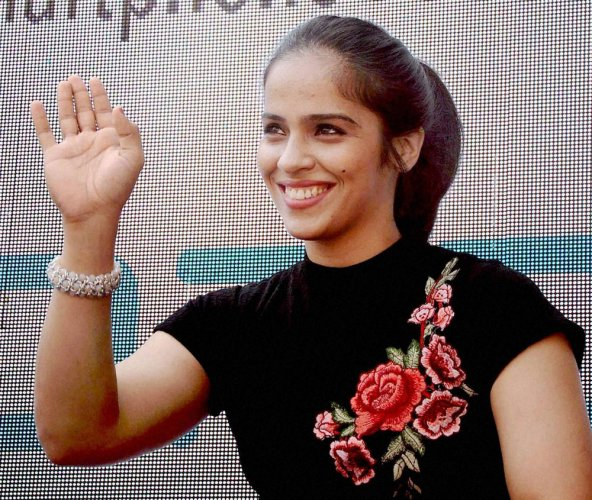 Saina to donate Rs. 6 lakhs to CRPF families killed in Sukma