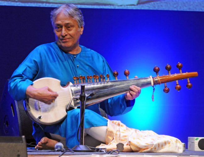 Don't learn classical music if you want a career: Khan