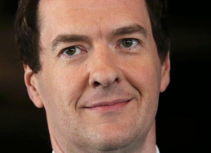 UK ex-Chancellor Osborne appointed newspaper editor
