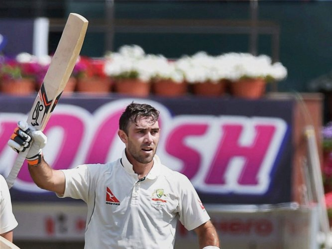 Didn't want this to be my last Test: Maxwell