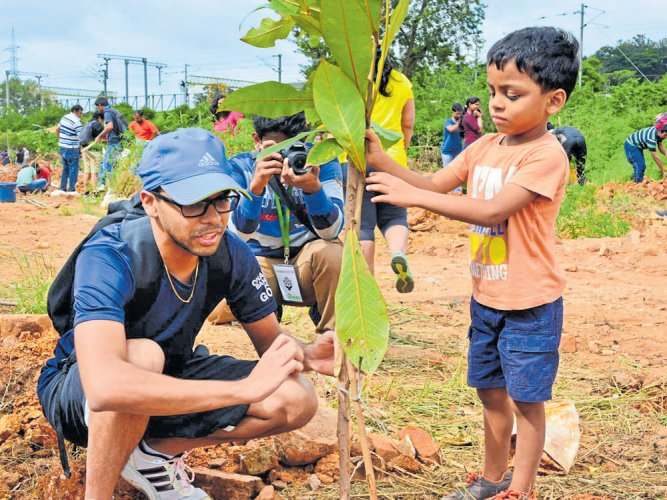 Sowing seeds of future