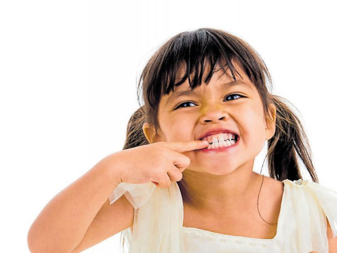 Dental care in toddlers