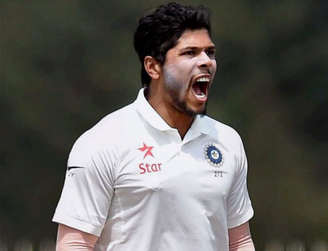 Jadeja is bowling at his best and is getting rewards for that:Umesh