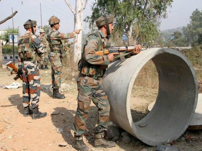 BSF jawans in row over death of 3 tribals  in Tripura