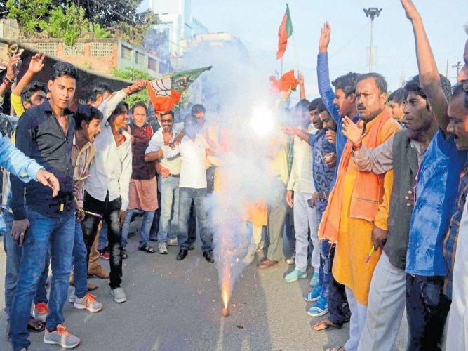 BJP eyes 2019 through Yogi Adityanath