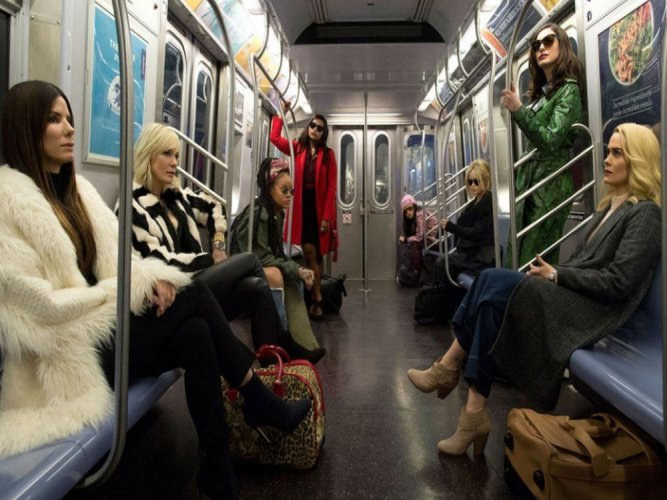 'Ocean's Eight' makers hire therapist to ensure smooth filming