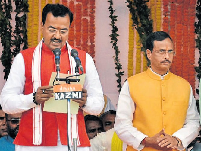 Poorvanchal, upper castes dominate new UP cabinet