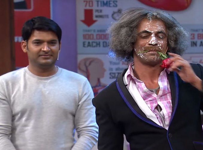 No feud with Sunil Grover, says Kapil Sharma