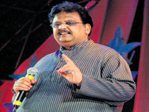 Don't sensationalise notice says SPB, Venkaiah Naidu hopes for solution