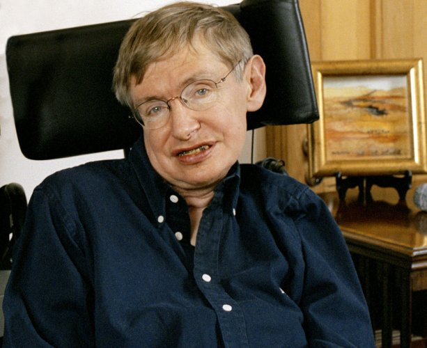 Hawking fears he may not be welcome in US under Trump
