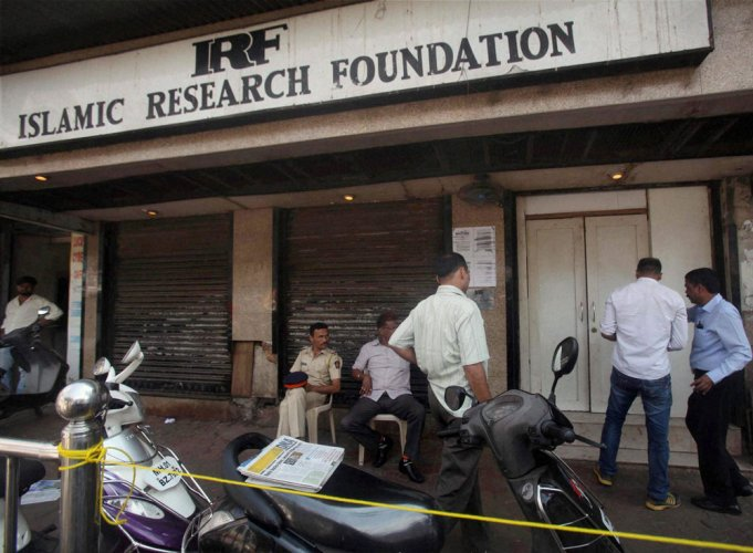 Zakir PMLA case: ED attaches Rs 18.37 cr assets of IRF, others
