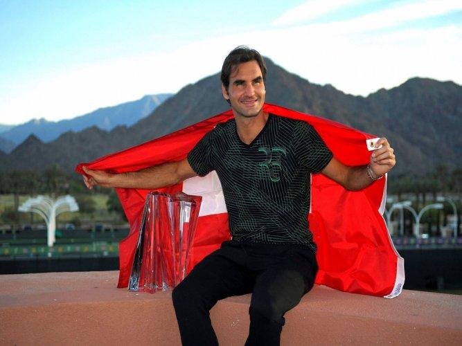 Federer reigns supreme