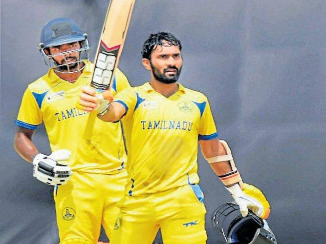 Karthik's century hands Tamil Nadu fifth title