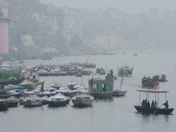 Human status accorded to Ganga, Yamuna