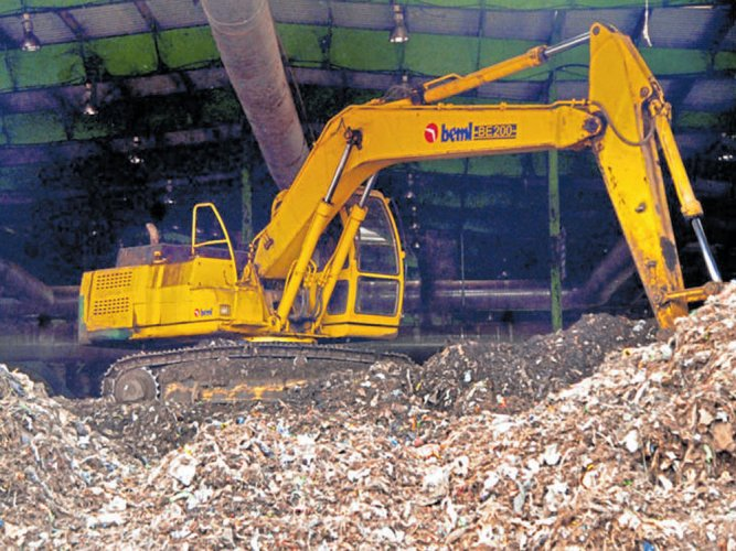 No closure of KCDC plant but waste intake to come down