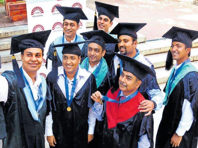 8 gold medallists, 598 graduates at IIMB's 42nd convocation