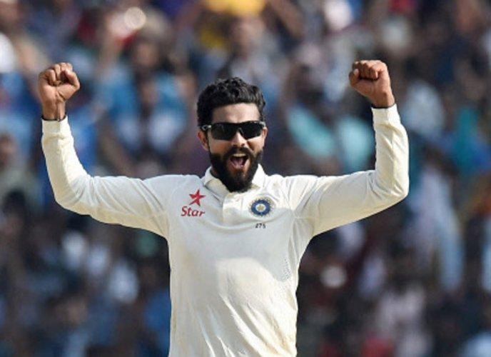 Jadeja grabs top spot in bowling, Pujara 2nd in batting list