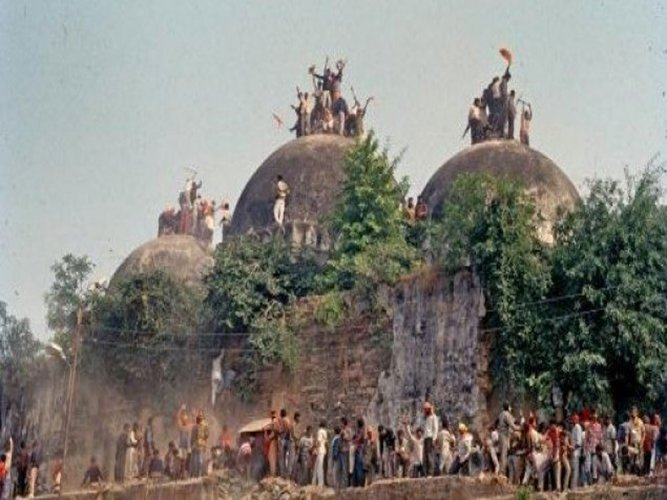 Babri case is about title: Owaisi