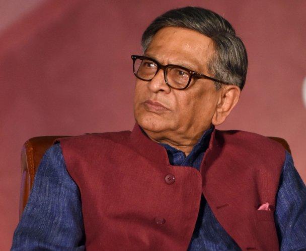 Former Karnataka CM S M Krishna to join BJP tomorrow