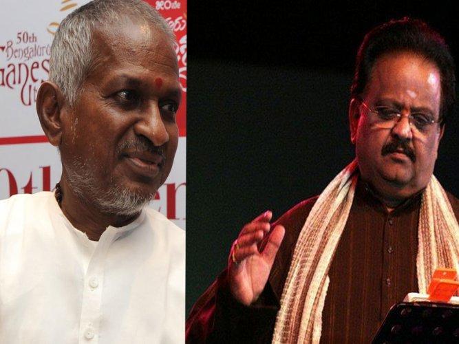 Ilaiyaraja-SPBrow ignites royalty debate