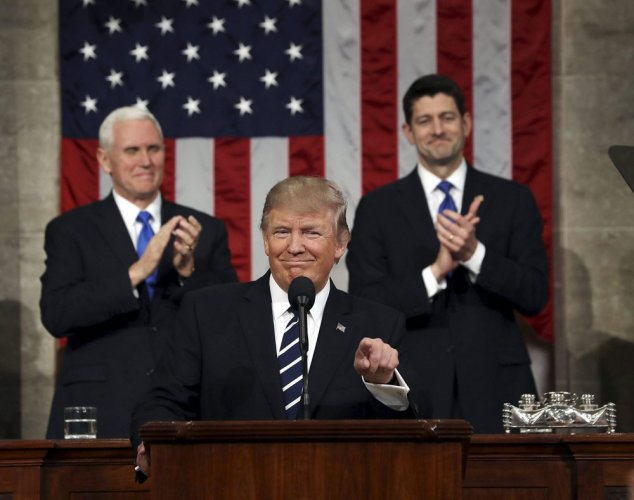 People voted for change and serious action: Trump