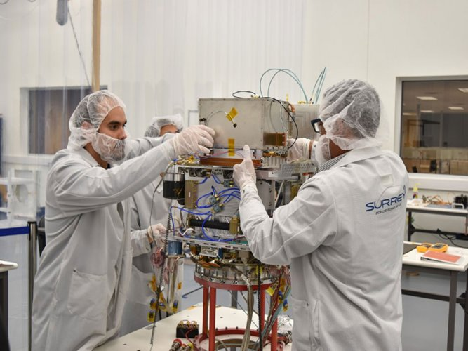 NASA sending 'futuristic' atomic clock to space