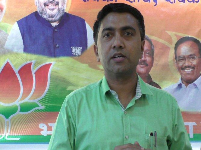 BJP's Pramod Sawant elected Speaker of Goa Assembly