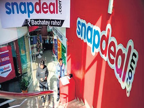 SBI advises Snapdeal sellers to cut outstanding loans