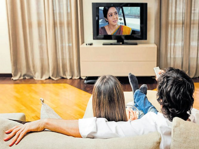 Congress MP seeks regulation of TV serials