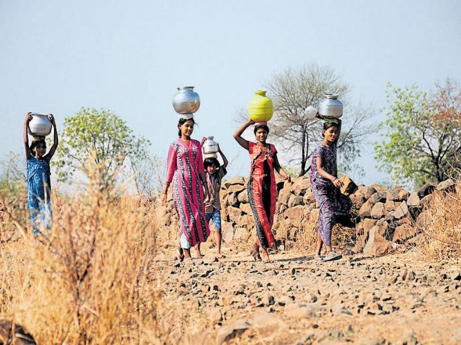 SC summons chief secys of  9 drought-affected states
