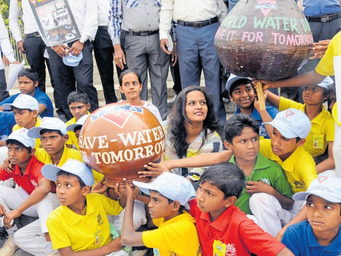Water Day message: Use it judiciously or face trouble