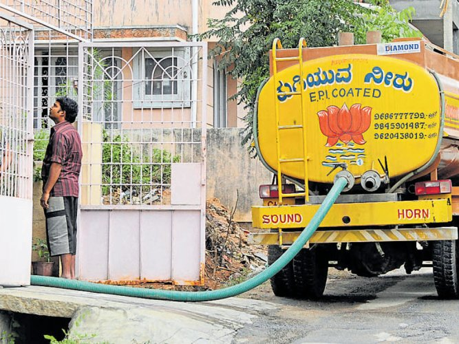 Summer's here, city braces for water, power woes