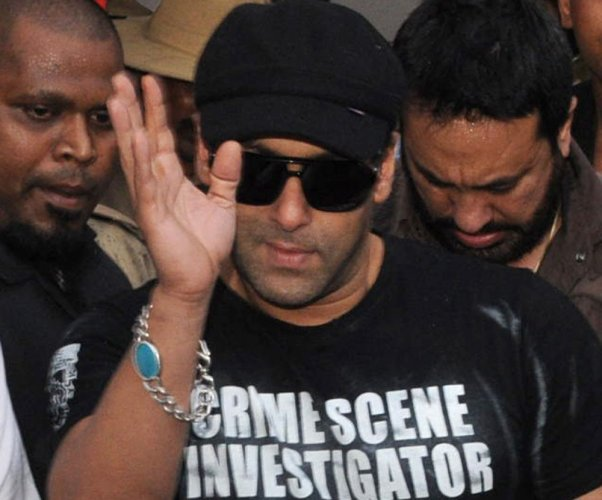 My family and friends keep me grounded: Salman Khan