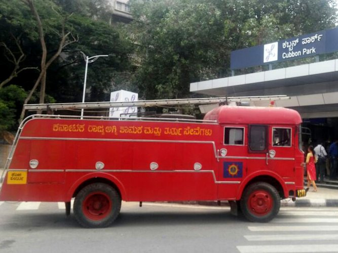 Not enough fire stations in India: study