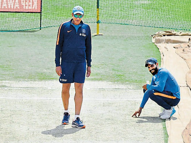 Pitch yet again hogs limelight