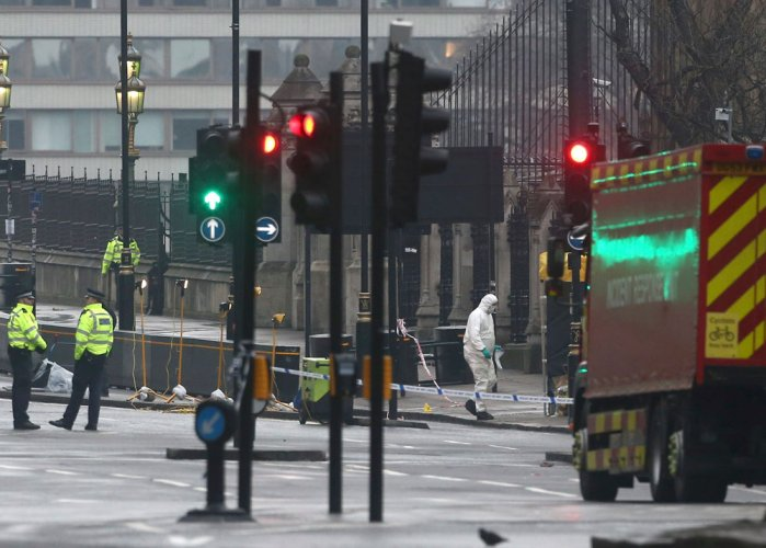 'Significant arrests' made in UK terror attack case