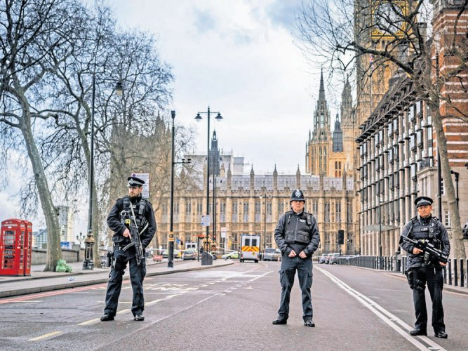 London attack: Europe anxious but hardened