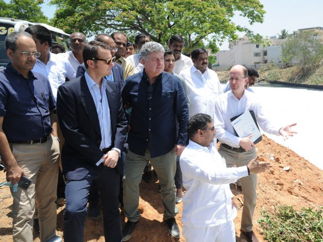 British firm offers to revive Bellandur lake in 6 months