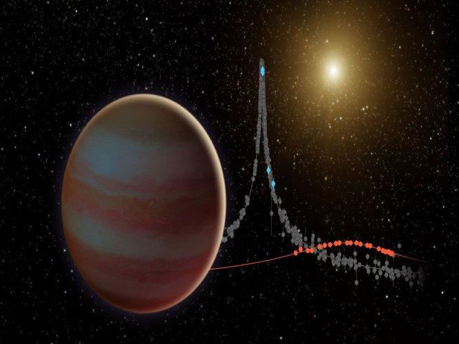 Record breaking brown dwarf identified