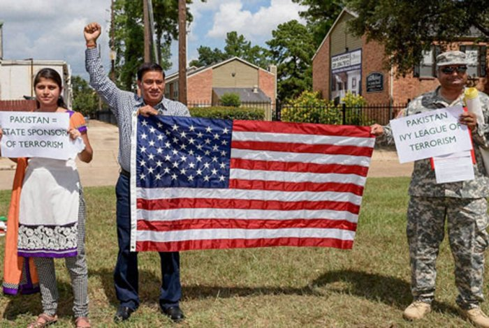'We are here to stay', says Indian-Americans