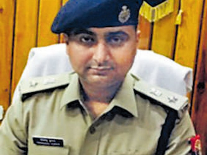 IPS officer suspended for being 'indisciplined'