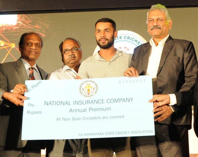 'Suraksha' scheme for State players