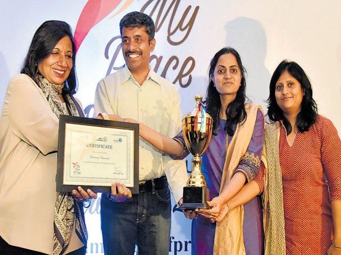 Communities honoured for doing their bit for environment