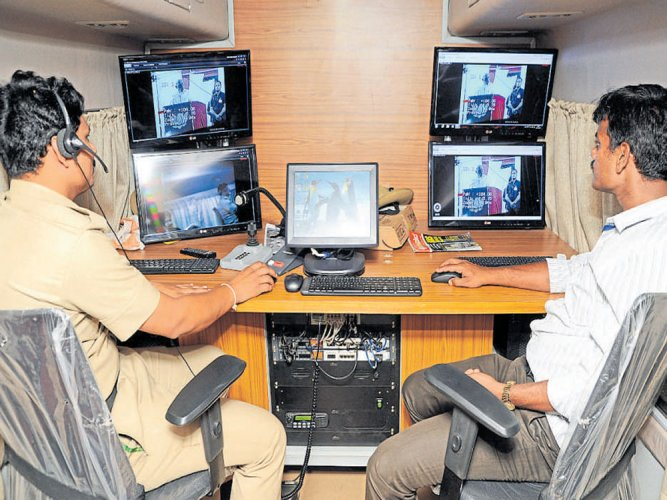 City police to emulate London cops in control room response