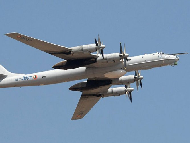 Navy's iconic Tupolev aircraft to be decommissioned
