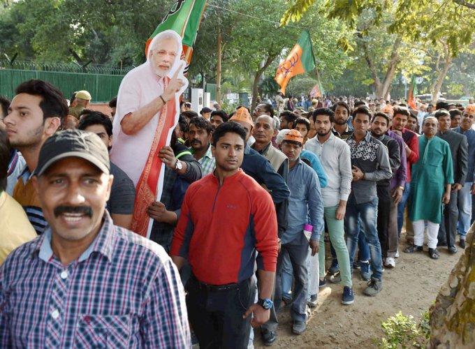Dholpur bypoll: litmus test for BJP govt