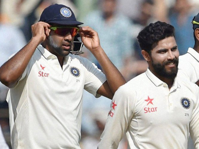 Bowlers put India on course for series victory