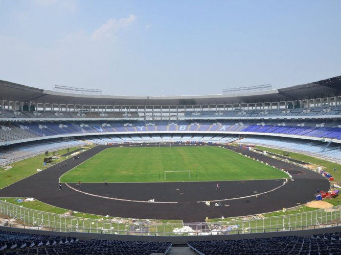 Kolkata to host final; Mumbai & Guwahati get semis of U-17 WC